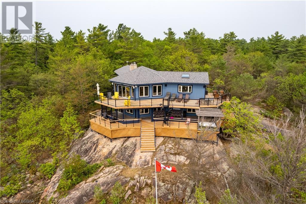6266 Island 1040 / Little Beausoleil Island, Honey Harbour, Ontario  P0E 1E0 - Photo 39 - 40138074