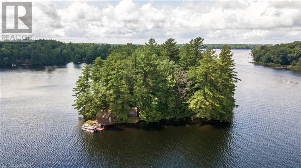 1000 Auricula Island, Bracebridge, Ontario  P1L 1X1 - Photo 1 - 40136951