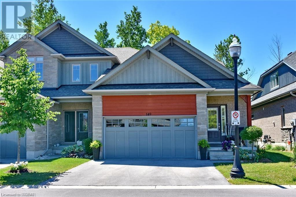 <h3>$929,000</h3><p>149 Conservation Way, Collingwood, Ontario</p>
