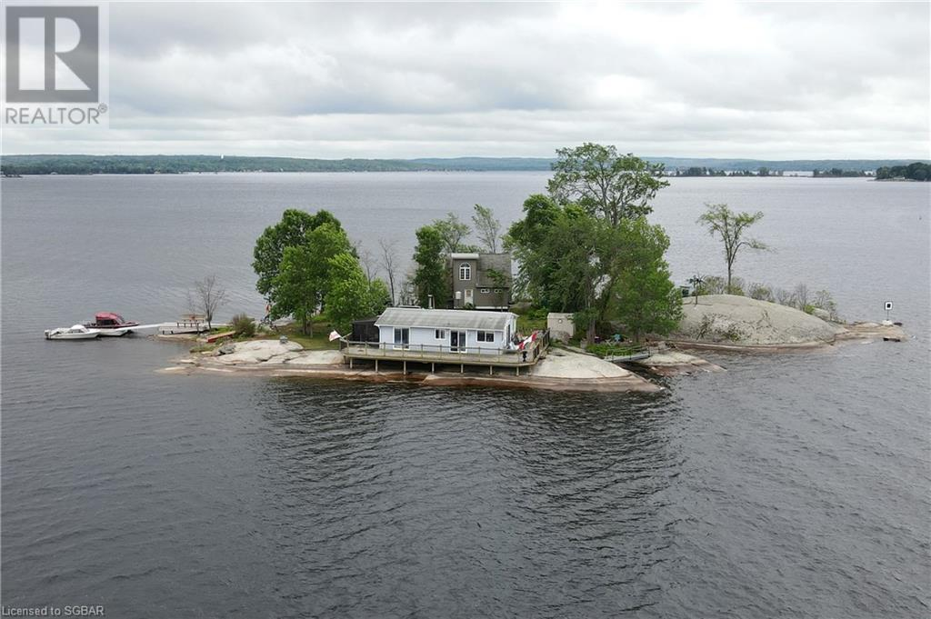 2 Island 40/murray Island, Port Severn, Ontario  P0E 1E0 - Photo 1 - 40133121