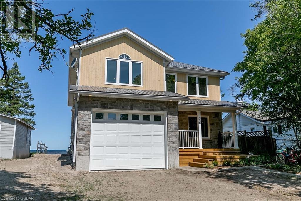 <h3>$2,495,000</h3><p>288 Shore Lane, Wasaga Beach, Ontario</p>