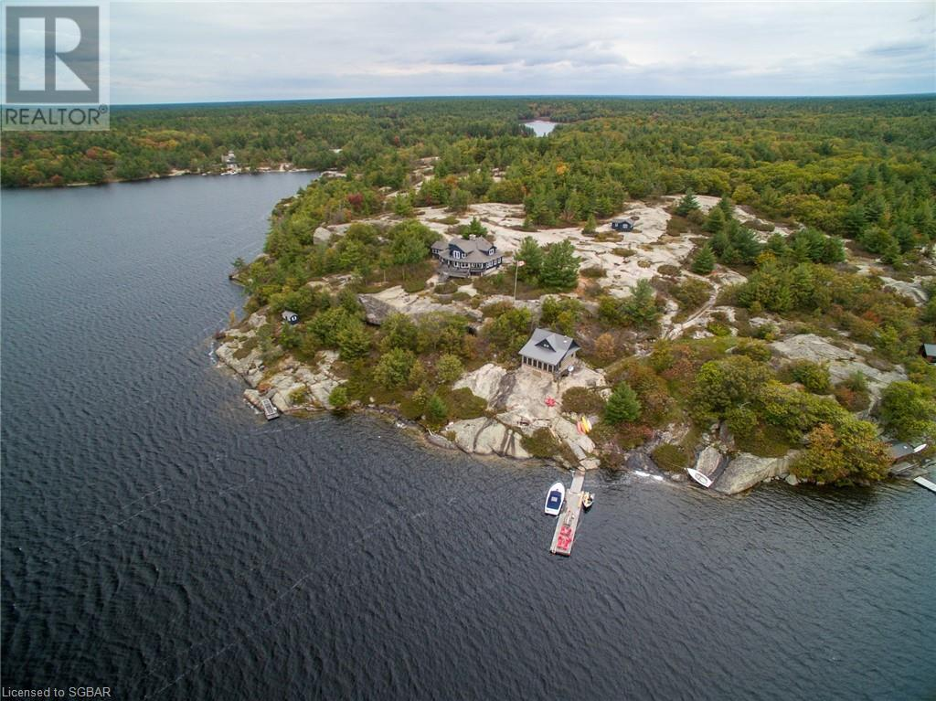 20356 Georgian Bay Shore, Honey Harbour, Ontario  P0E 1E0 - Photo 1 - 40083385