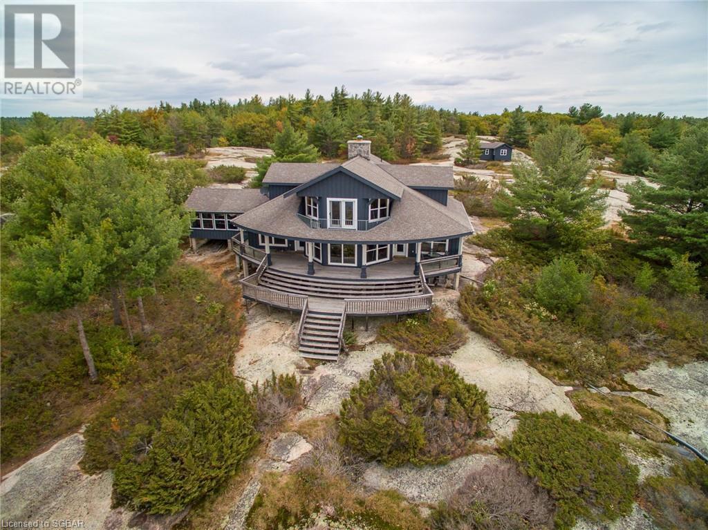 20356 Georgian Bay Shore, Honey Harbour, Ontario  P0E 1E0 - Photo 2 - 40083385