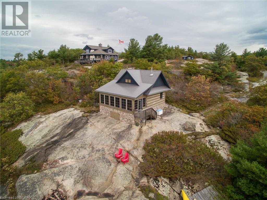20356 Georgian Bay Shore, Honey Harbour, Ontario  P0E 1E0 - Photo 3 - 40083385