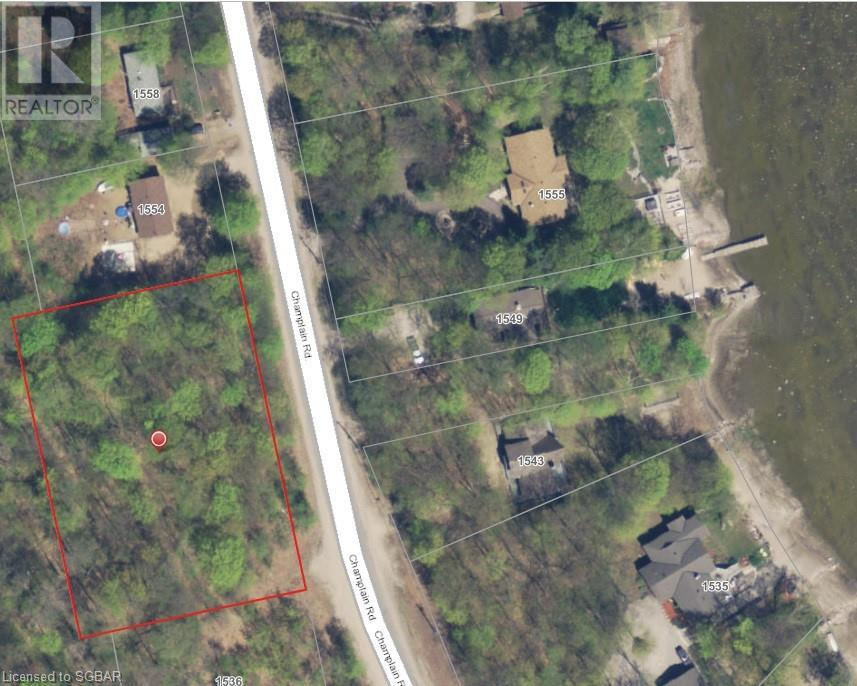 Lt A Champlain Road, Tiny, Ontario  L9M 0C1 - Photo 1 - 40127219