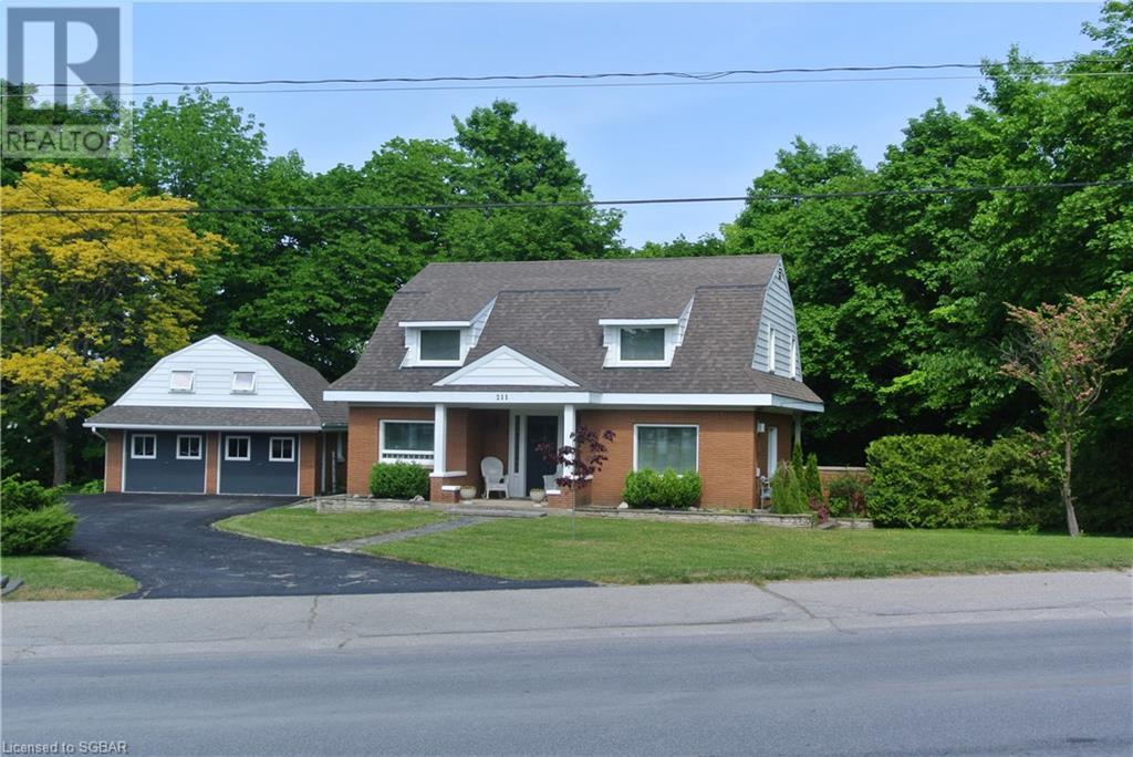 211 Sykes Street S, Meaford, Ontario  N4L 1P8 - Photo 1 - 40145979
