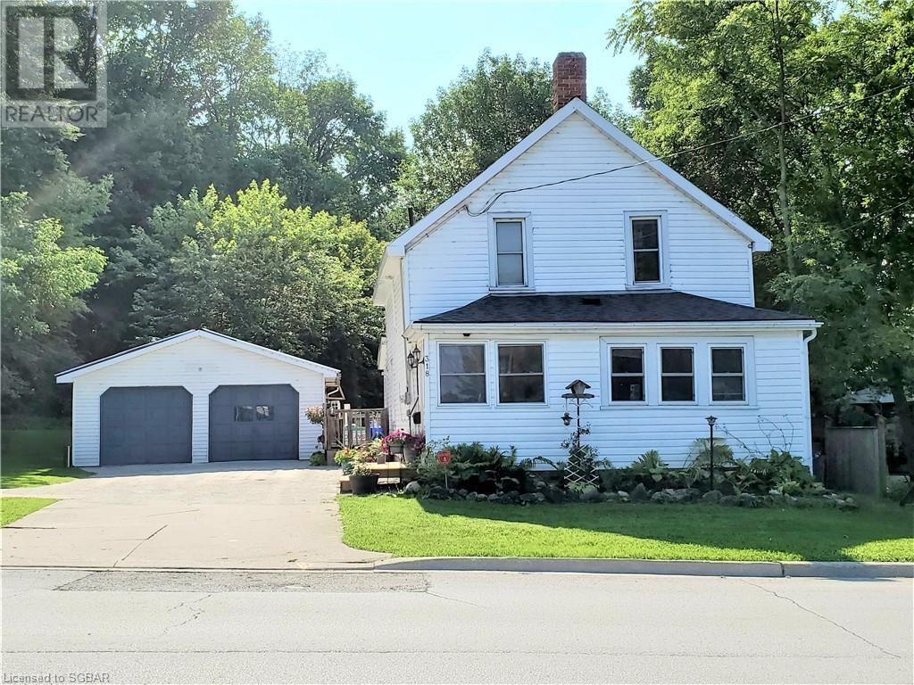 318 ST VINCENT Street, meaford, Ontario