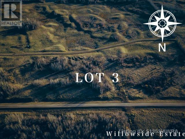 Lot 3 Willowside Estates, Rural Woodlands County, Alberta  T0E 1N0 - Photo 2 - AW51353
