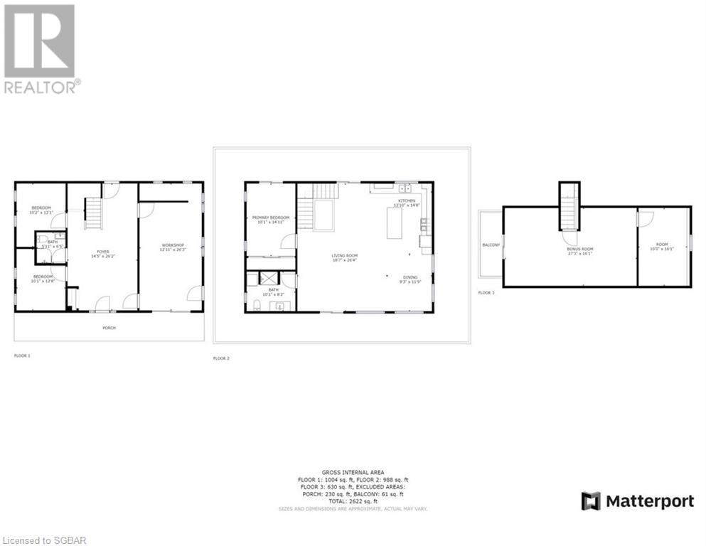 317311 3rd Line, Meaford (Municipality), Ontario  N4L 1W7 - Photo 29 - 40150900