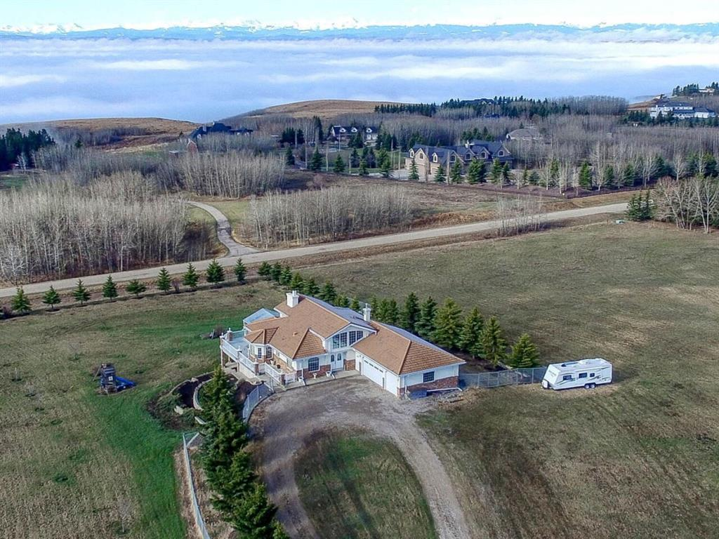 254209 Woodland Road, Rural Rocky View County, Alberta  T3L 2R2 - Photo 1 - A1109040