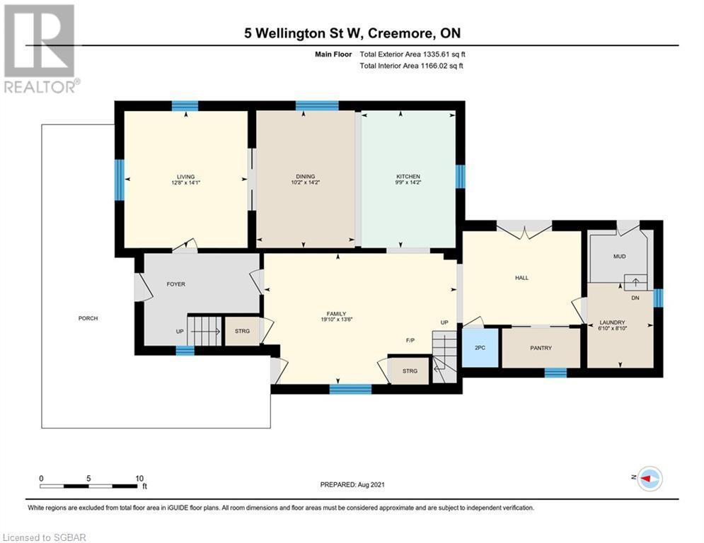 5 Wellington Street E, Creemore, Ontario  L0M 1G0 - Photo 48 - 40149139