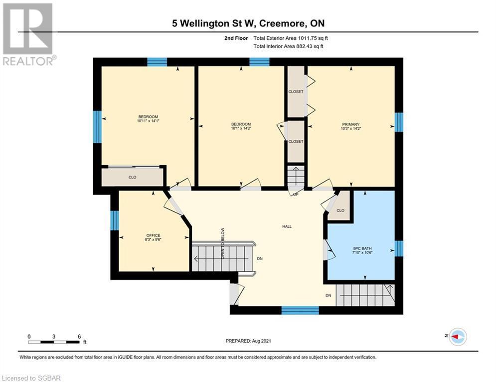 5 Wellington Street E, Creemore, Ontario  L0M 1G0 - Photo 49 - 40149139