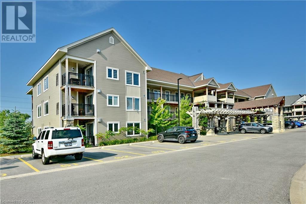 2 Anchorage Crescent Unit# 300, Collingwood, Ontario  L9Y 0Y6 - Photo 1 - 40152140