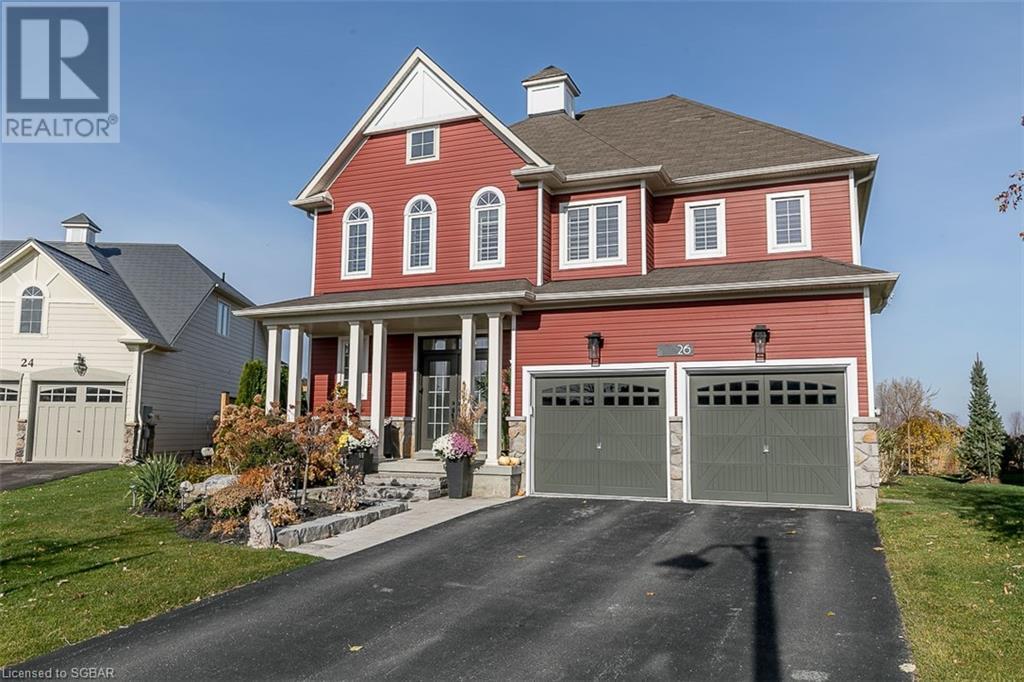 26 Silver Crescent, Collingwood, Ontario  L9Y 0E9 - Photo 1 - 40153827