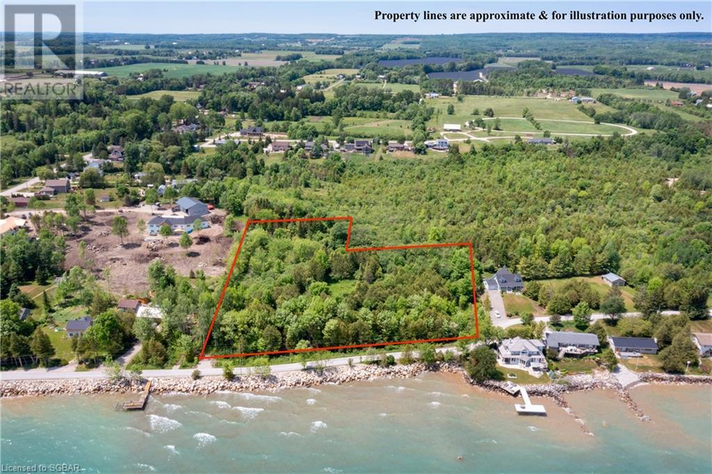 Lt 42 Lakeshore Road S, Meaford (Municipality), Ontario  N4L 0A7 - Photo 1 - 40128186