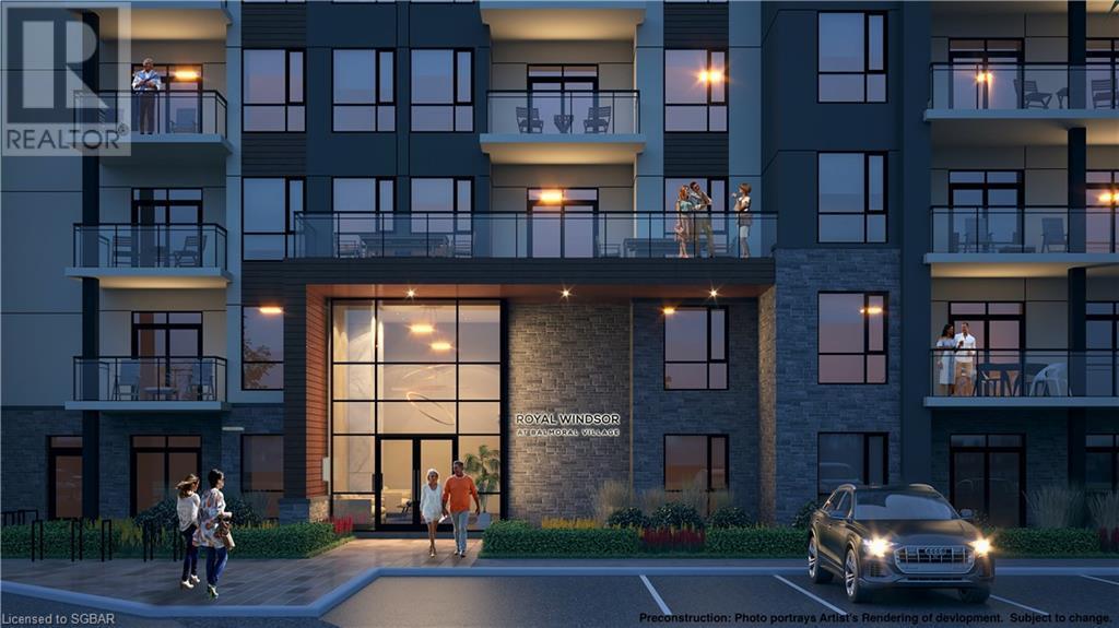 8-10 Harbour Street W Unit# 511, Collingwood, Ontario  L9Y 5B4 - Photo 4 - 40153877