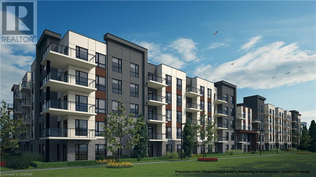 8-10 Harbour Street W Unit# 410, Collingwood, Ontario  L9Y 5B4 - Photo 1 - 40153858