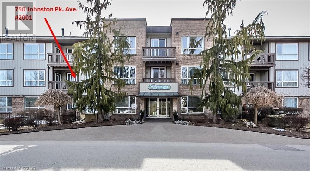 750 Johnston Park Avenue Unit# 2001, Collingwood, Ontario  L9Y 5C7 - Photo 1 - 40143718
