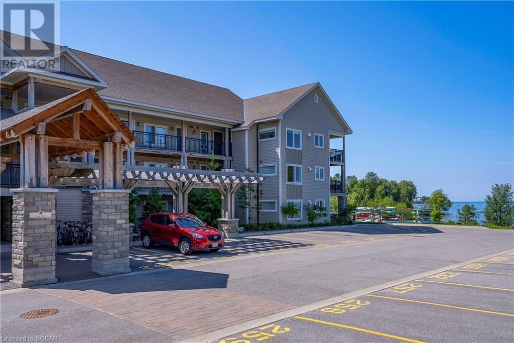 4 Cove Court Unit# 308, Collingwood, Ontario  L9Y 0Y6 - Photo 7 - 40151838