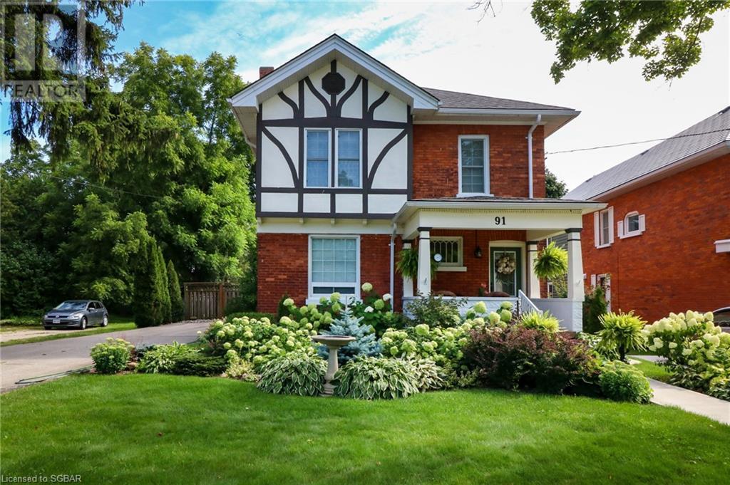 91 Bridge Street, Meaford, Ontario  N4L 1B8 - Photo 2 - 40154437