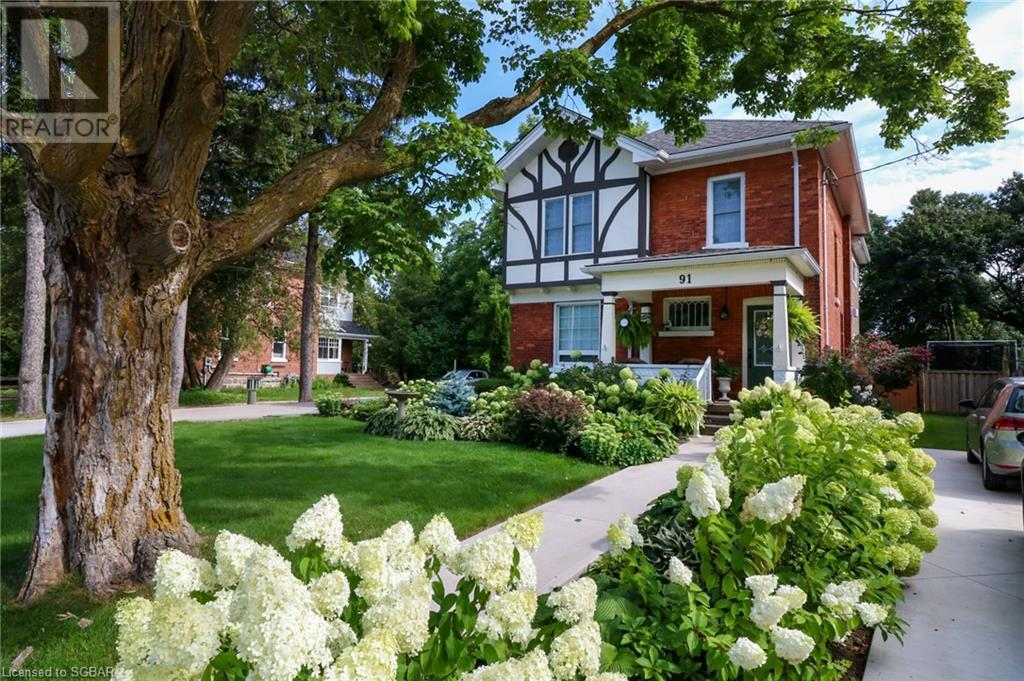 91 Bridge Street, Meaford, Ontario  N4L 1B8 - Photo 1 - 40154437