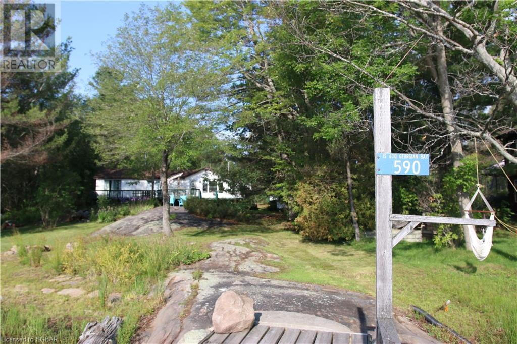 590 Island 630 / Roberts Island, Honey Harbour, Ontario  P0E 1E0 - Photo 2 - 40155328