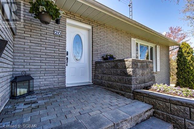 20 Chemin Theresa Road, Tiny, Ontario  L9M 0T1 - Photo 2 - 40156545