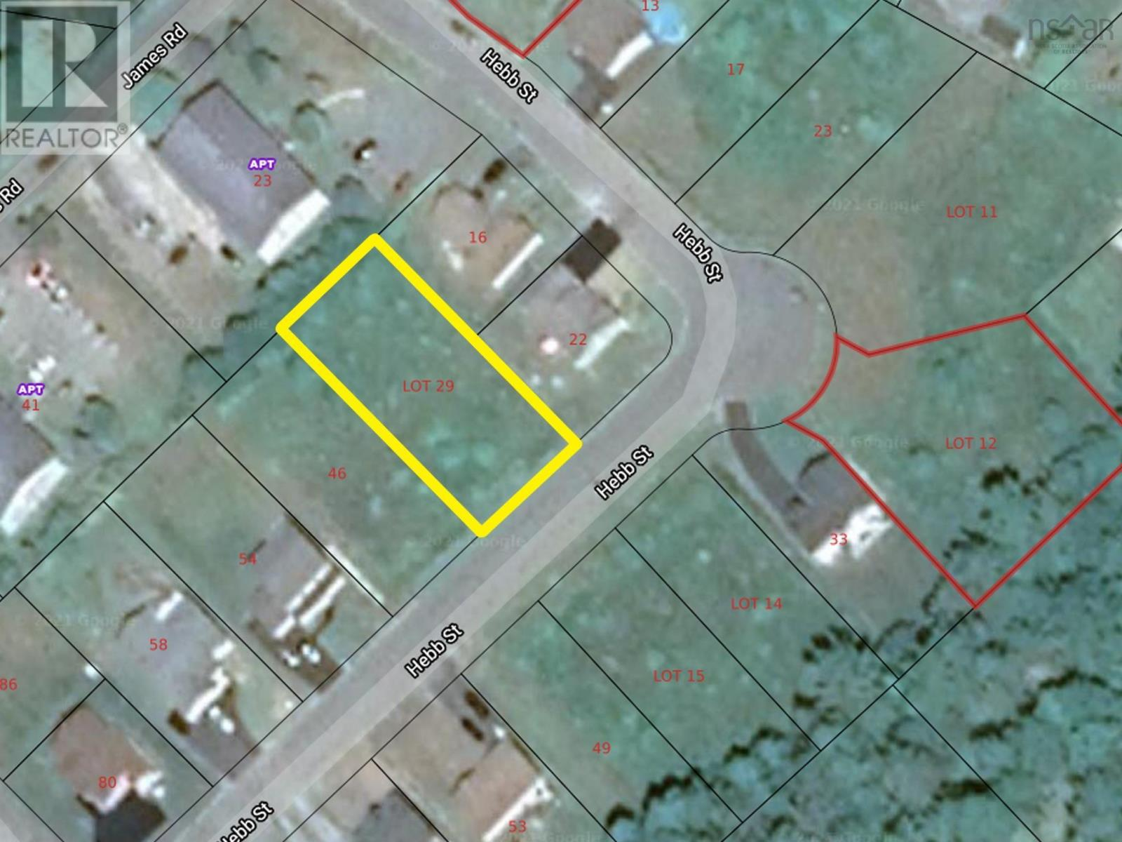 Lot 29 Hebb Street, Lunenburg, Nova Scotia  B0J 2C0 - Photo 2 - 202120490