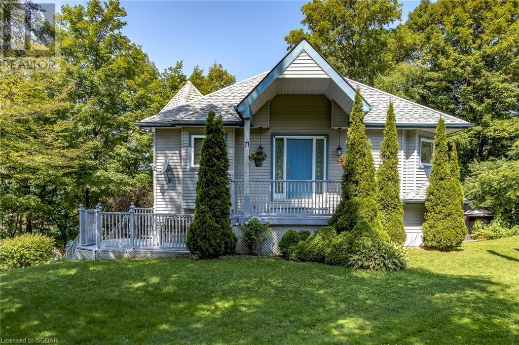 71 Burke Street, Penetanguishene, Ontario  L9M 1B3 - Photo 1 - 40153617