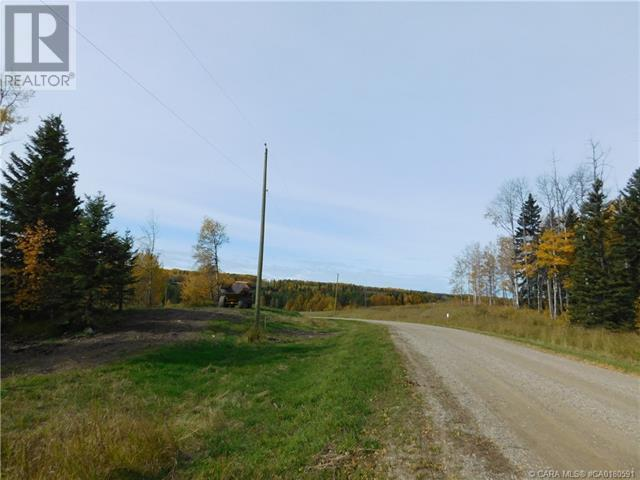 118 Blueberry Meadows Lane, Rural Clearwater County, Alberta  T0M 1H0 - Photo 1 - CA0180591