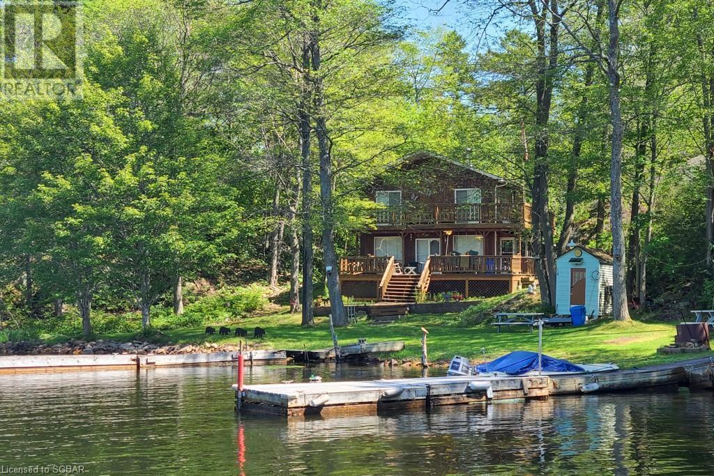 200 Island 1040/little Beausoleil Island, Honey Harbour, Ontario  P0E 1E0 - Photo 1 - 40157430