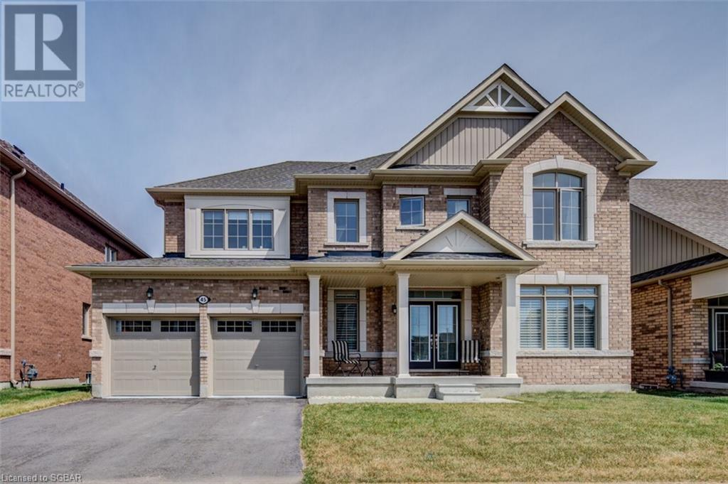 45 Mclean Avenue, Collingwood, Ontario  L9Y 3Z6 - Photo 1 - 40158526