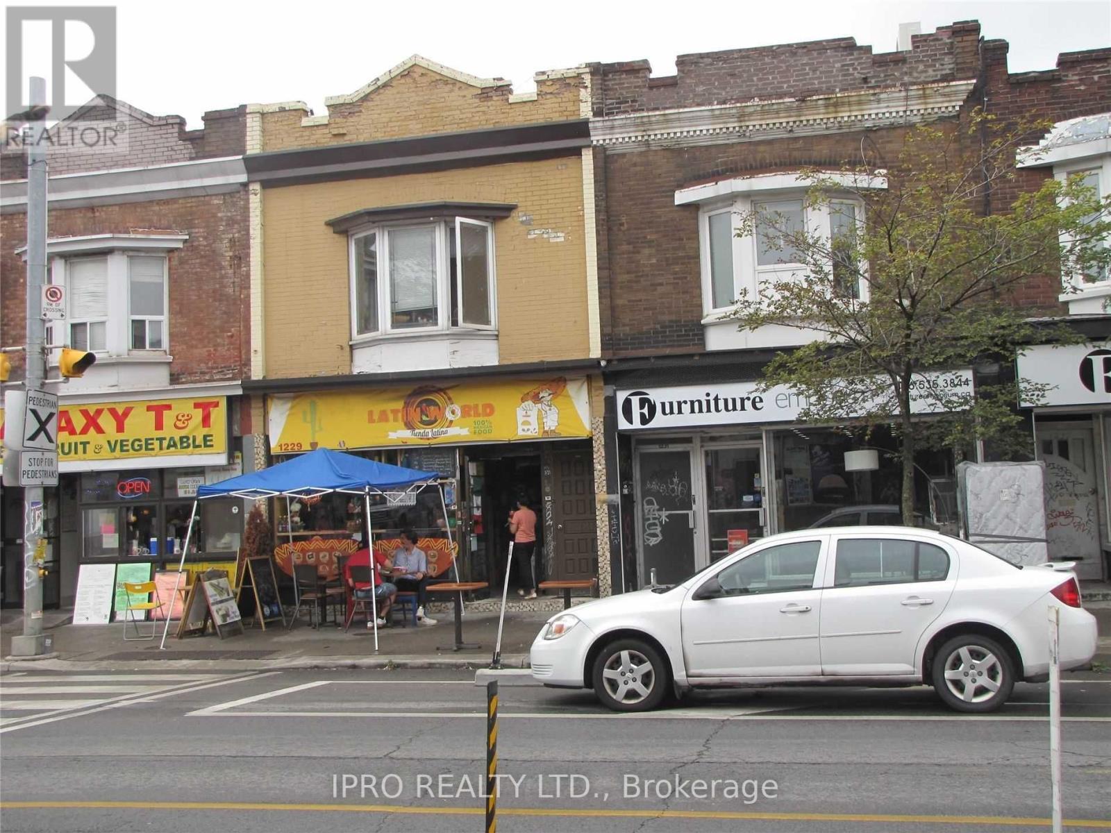 1229 Bloor St W, Toronto, Ontario  M6H 1N6 - Photo 1 - C5320878
