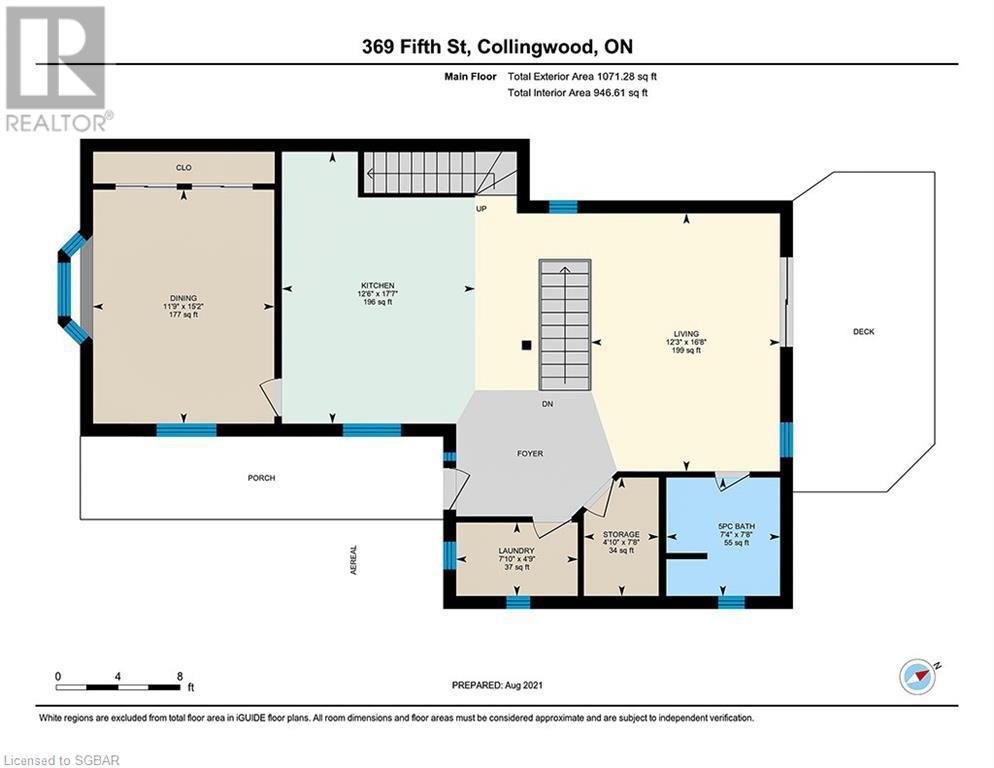 369 Fifth Street, Collingwood, Ontario  L9Y 1Y1 - Photo 35 - 40157882
