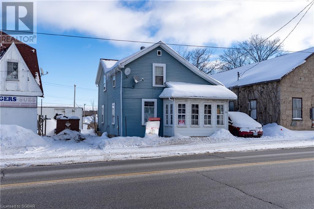 119 Garafraxa Street, Chatsworth, Ontario  N0H 1G0 - Photo 1 - 40159008