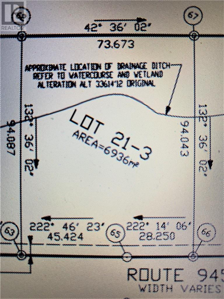 Lot 3 Route 945, Haute Aboujagane, New Brunswick  E4P 5T6 - Photo 2 - M136614