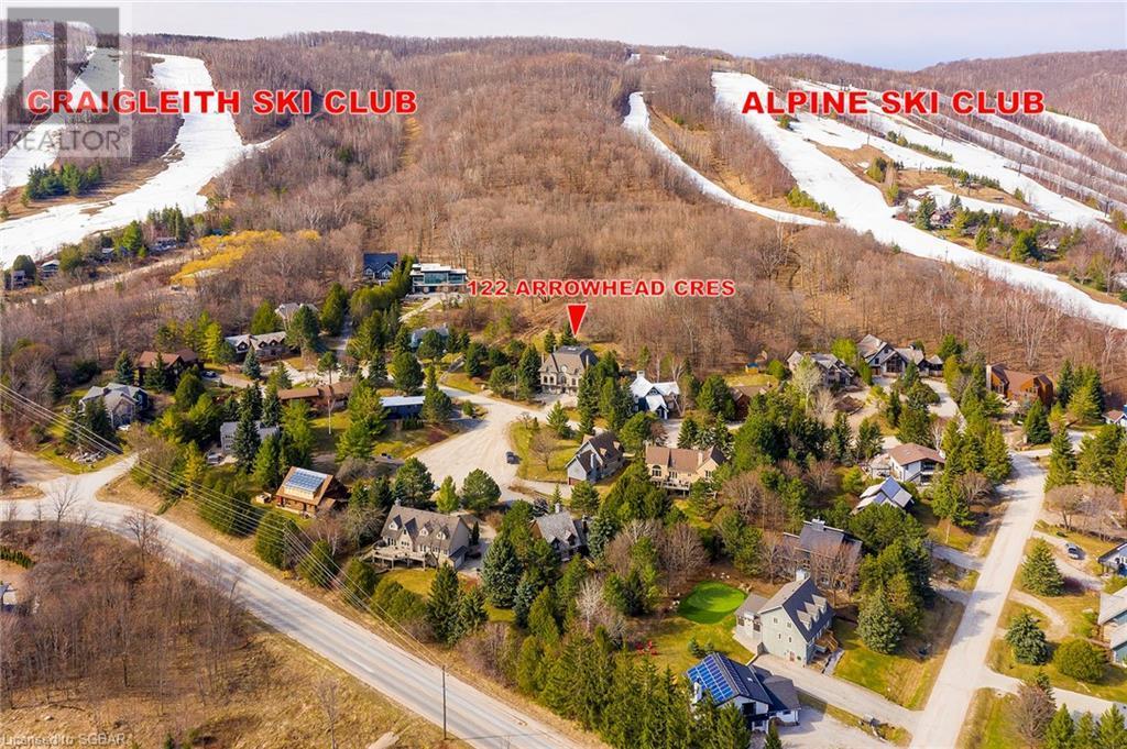 122 Arrowhead Crescent, The Blue Mountains, Ontario  L9Y 0R9 - Photo 2 - 40160661