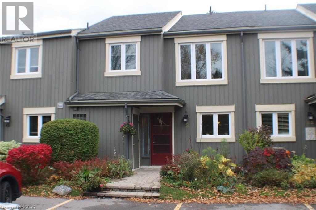 145 Fairway Crescent Unit# 51, Collingwood, Ontario  L9Y 5B4 - Photo 1 - 40161279