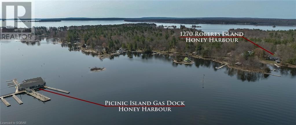 1270 Island 630/roberts Island, Georgian Bay, Ontario  P0E 1E0 - Photo 1 - 40160837