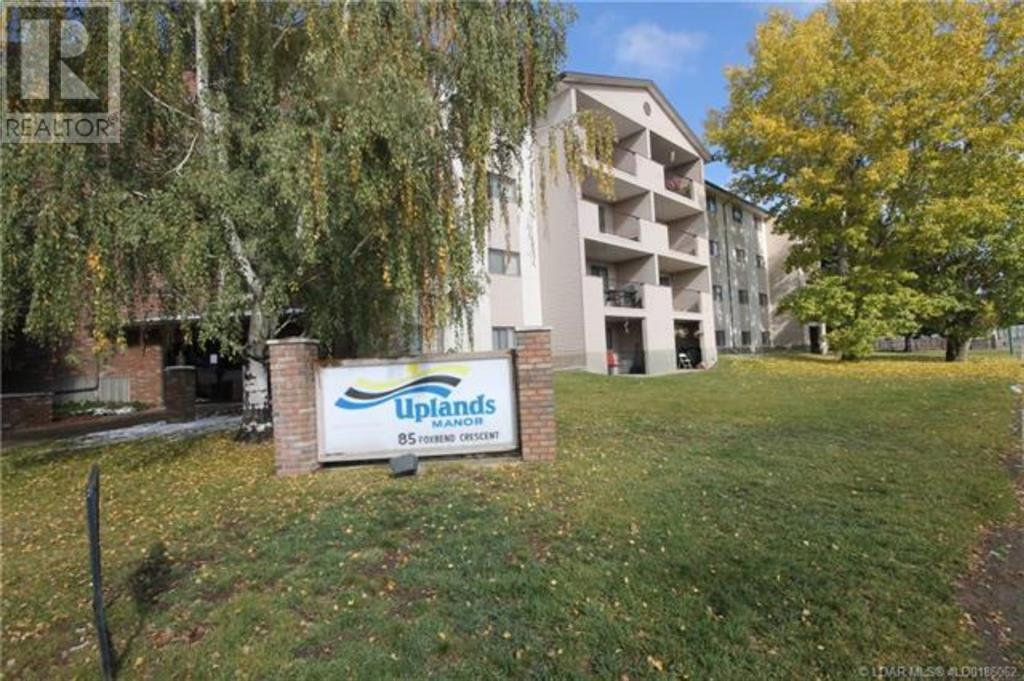 208, 85 Foxbend Crescent N, Lethbridge, Alberta  T1H 5T4 - Photo 1 - A1031158