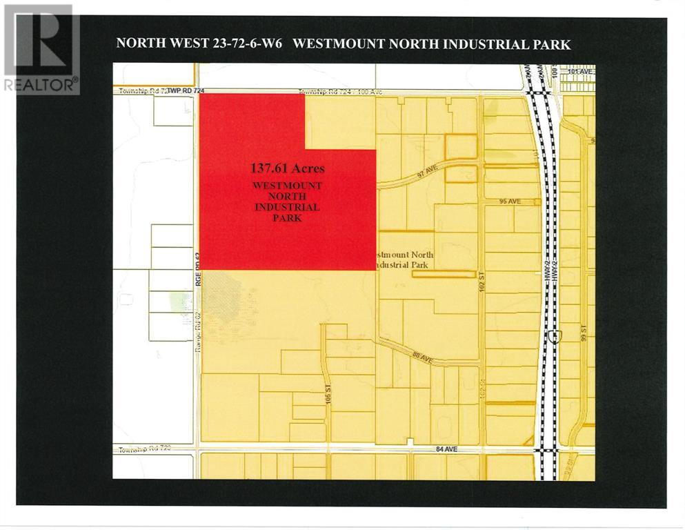 Property Image 1 for North West 23-72-6-W6