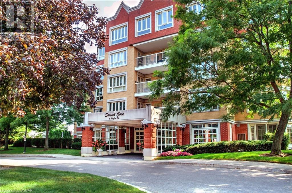 16 Raglan Street Unit# 206, Collingwood, Ontario  L9Y 4Y2 - Photo 1 - 40162230