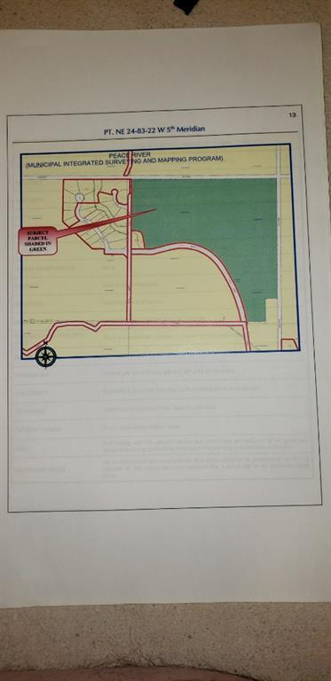 Utility Rd And 120 Ave, Ptn Of N/e 24-83-22 W 5th 120 Avenueclose Sw, Peace River, Alberta  T8S 0A1 - Photo 5 - A1031893