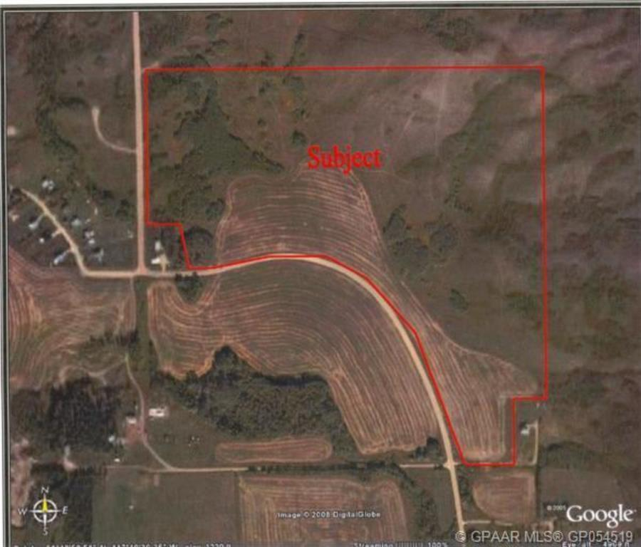 Utility Rd And 120 Ave, Ptn Of N/e 24-83-22 W 5th 120 Avenueclose Sw, Peace River, Alberta  T8S 0A1 - Photo 2 - A1031893