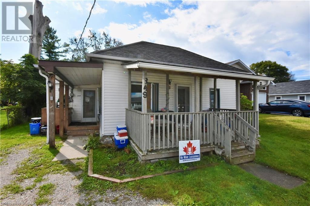 349 Davidson Street, Port Mcnicoll, Ontario  L0K 1R0 - Photo 1 - 40163998