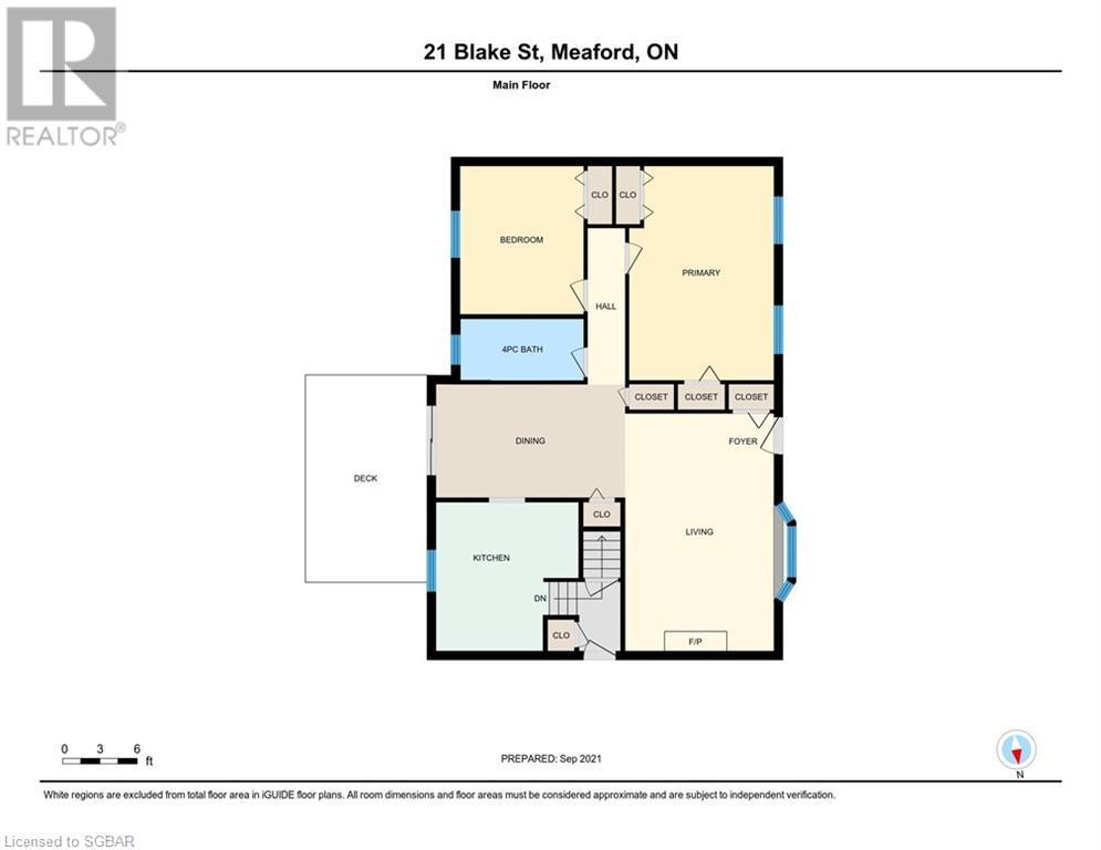 21 Blake Street, Meaford, Ontario  N4L 1E9 - Photo 18 - 40163799