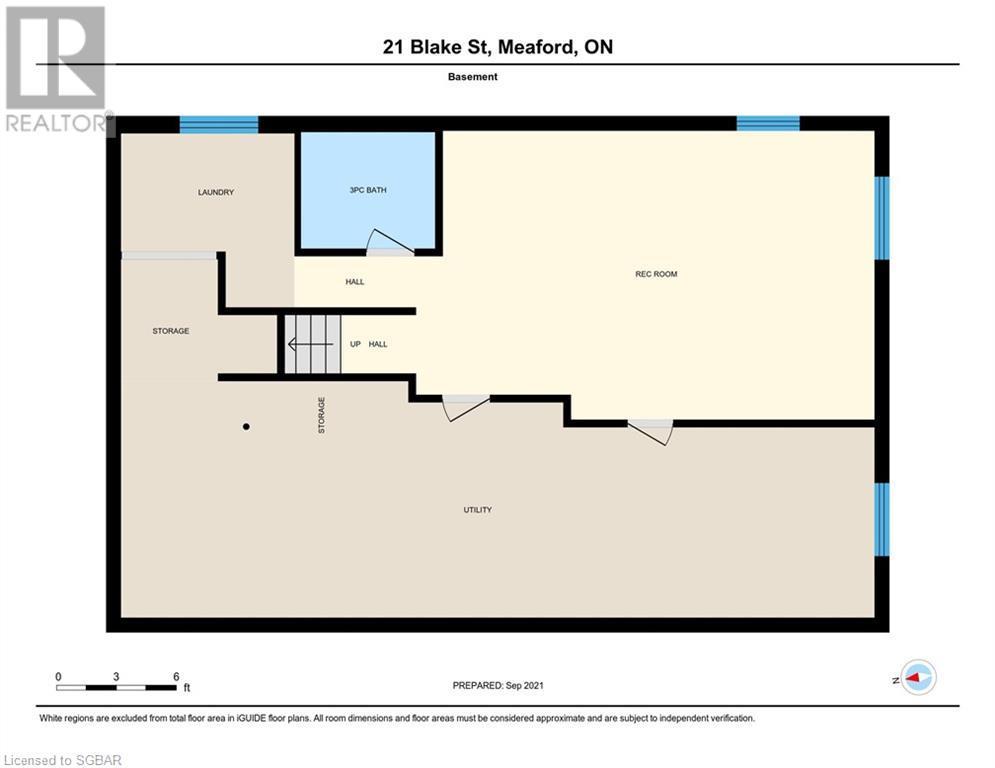 21 Blake Street, Meaford, Ontario  N4L 1E9 - Photo 19 - 40163799