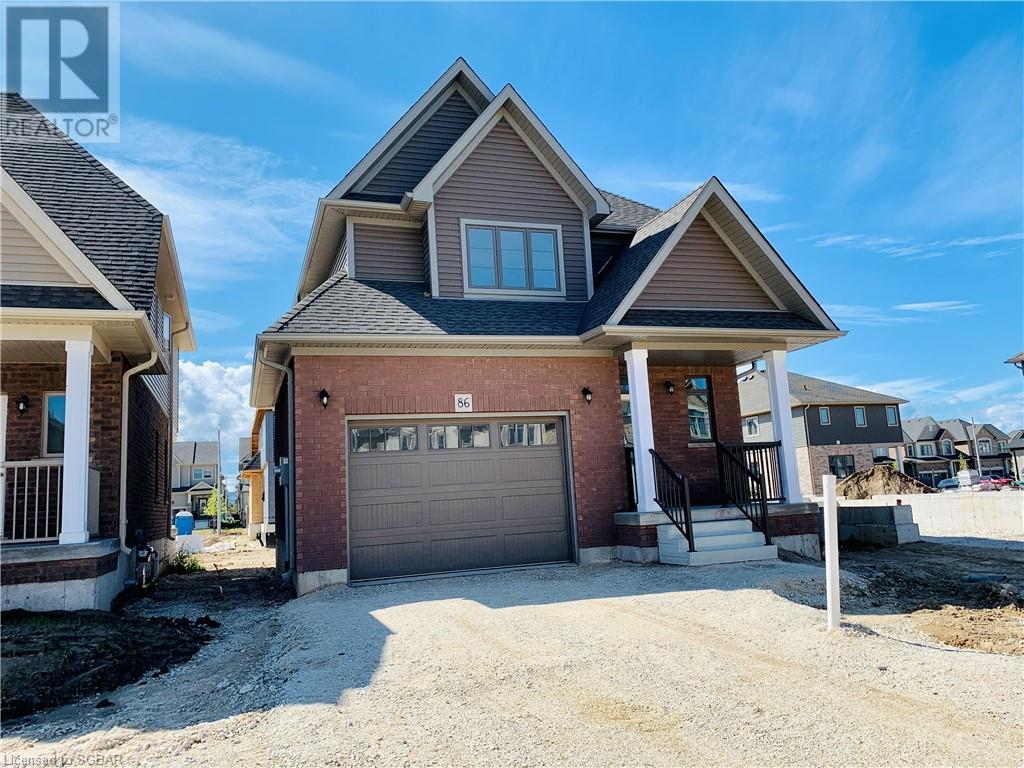 86 Mclean Avenue, Collingwood, Ontario  L9Y 4B6 - Photo 2 - 40163792