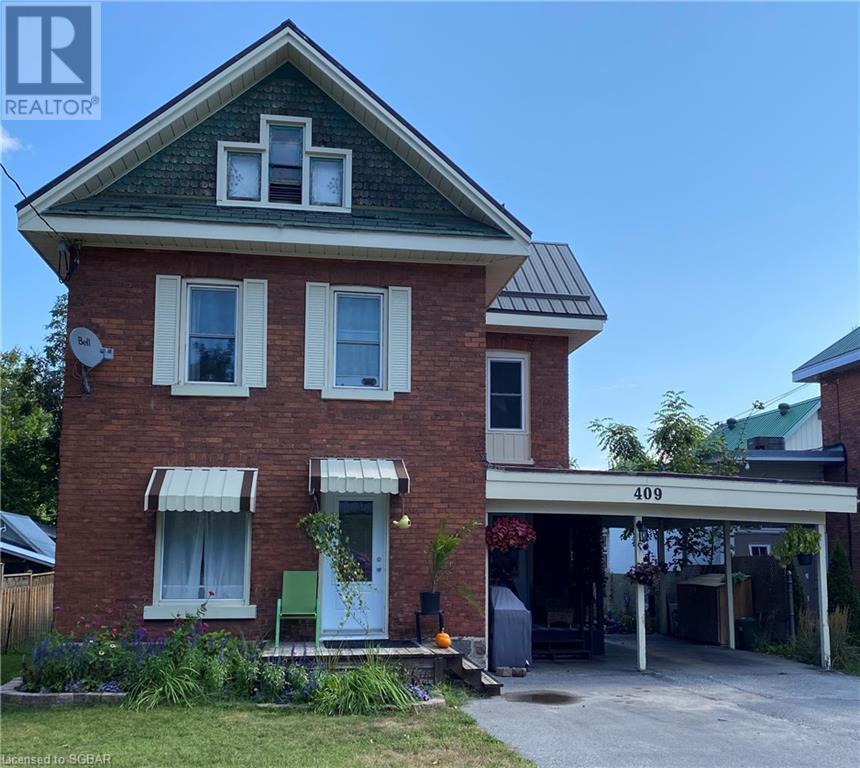 409 Queen Street, Midland, Ontario  L4R 3H9 - Photo 1 - 40157585