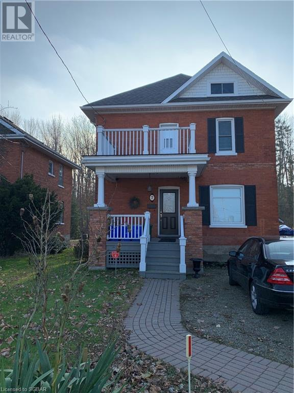 7 Edwin Street W, Meaford, Ontario  N4L 1E4 - Photo 1 - 40164710